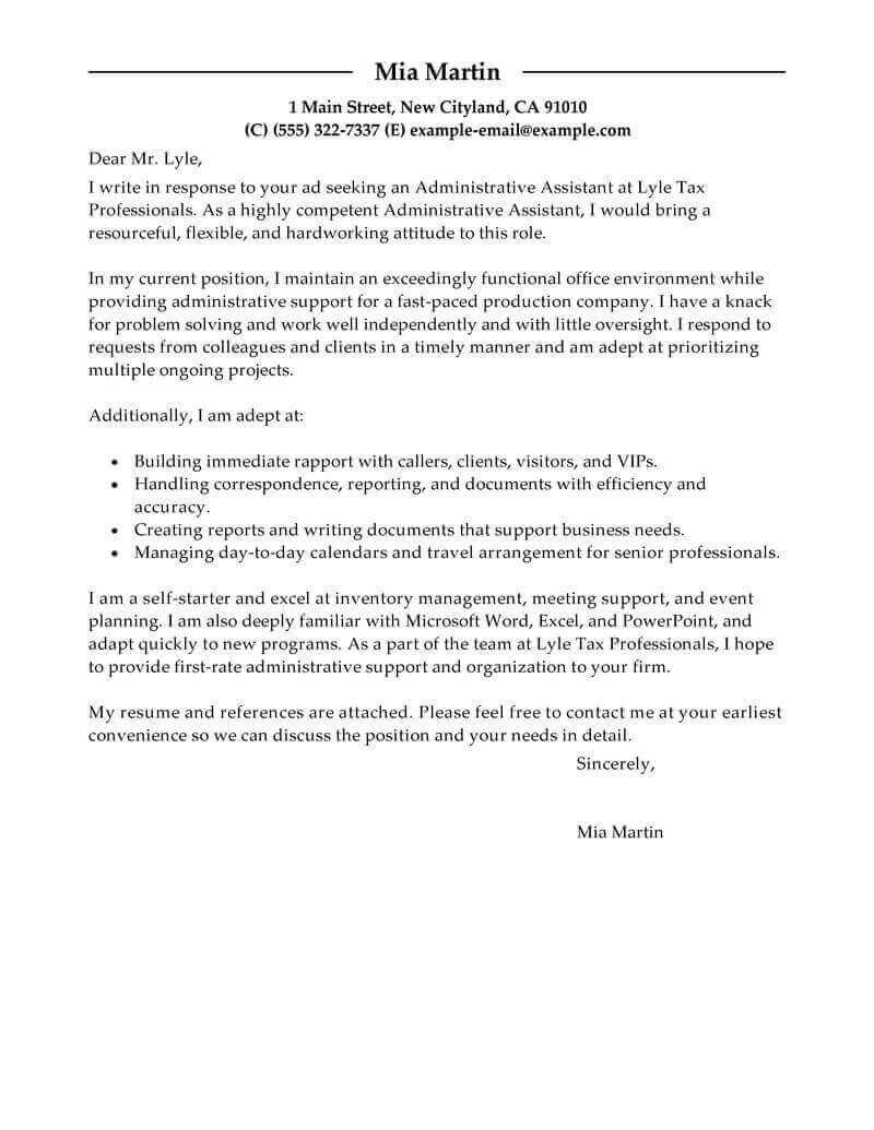 Contoh Surat Lamaran Kerja Administrasi Dalam Bahasa Inggris Dan Artinya