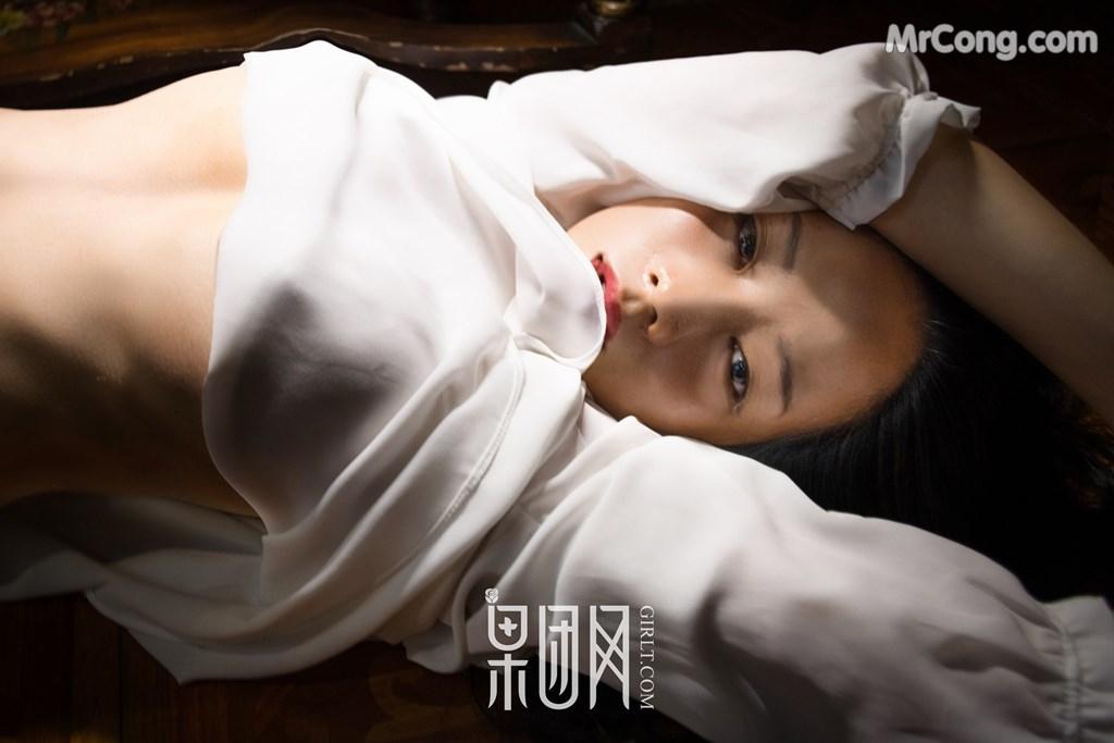 Image GIRLT-No.071-EMILY-MrCong.com-043 in post GIRLT No.071: Người mẫu EMILY (54 ảnh)