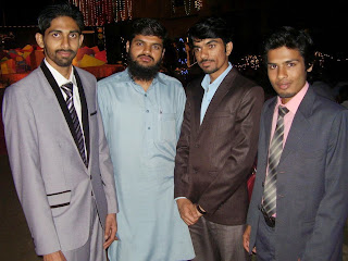 Zohaib Jahan at Farewell Party 2014