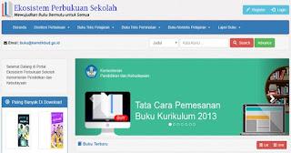 Resmi Kemendikbud, Link Download Buku Teks Pelajaran dan Bisa Langsung Print Sendiri