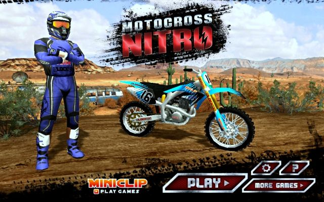 motocross nitro -jogos gratis ~ Links da WEB