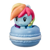 My Little Pony Special Sets Sugar Sweet Rainbow Rainbow Dash Pony Cutie Mark Crew Figure