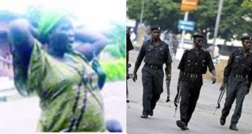 Lagos police detain, starve seven-month pregnant woman over N50