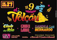 Fiesta 9 aniversario de El Volcán