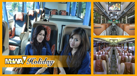 Sewa Bus Pariwisata se-Karesidenan Pekalongan Murah dan Efektif