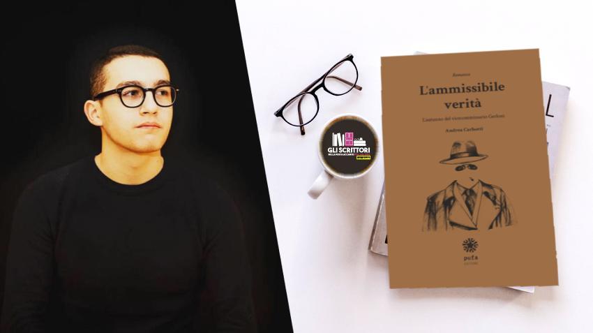 Scrittori, intervista ad Andrea Carbotti
