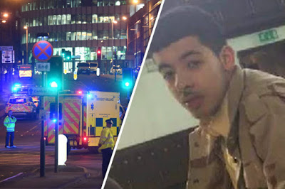 Manchester Arena Attacker Was Born In Manchester