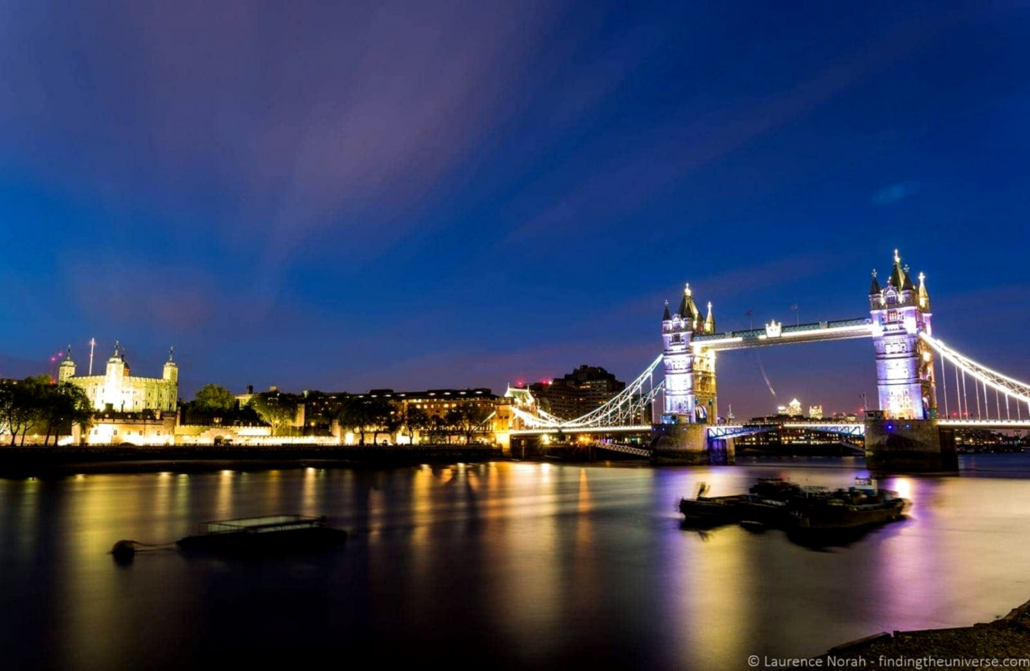 Landscape Night Photography London | Wallpapers Legend