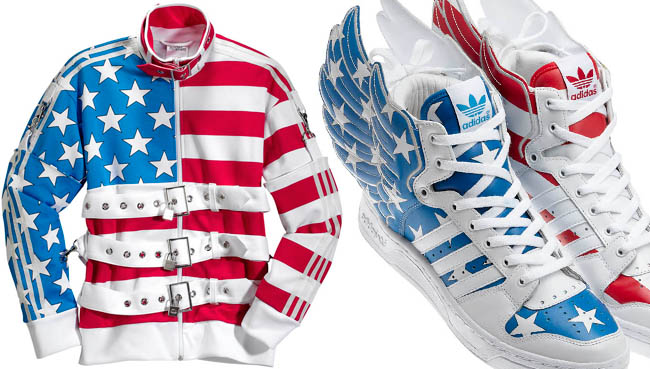 0c08f8e7d9b1 adidas Originals x Jeremy Scott 2012 Spring Summer Collection for February  Release!