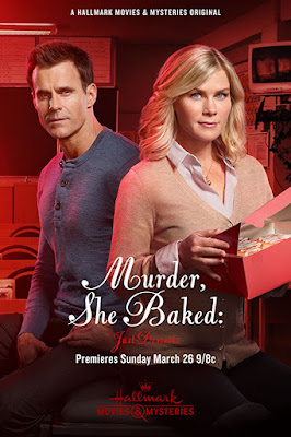 Murder, She Baked Just Desserts 2018 Custom HD Latino 5.1
