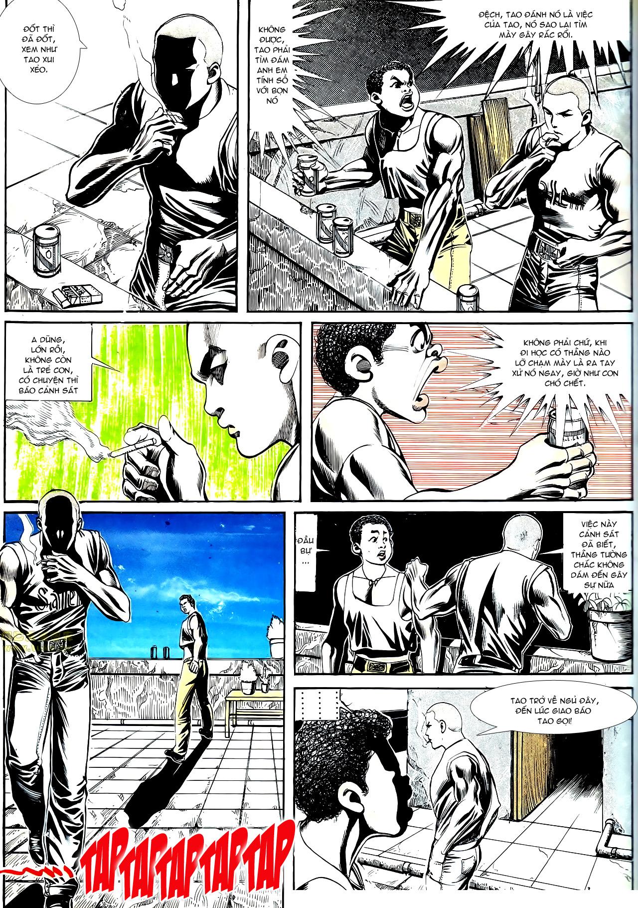 Người Trong Giang Hồ chapter 150: ai không yêu anh hùng trang 17