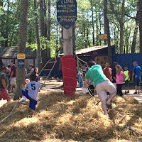 Jacobs Ladder Game at King Richard's Faire Carver MA_New England Fall Events