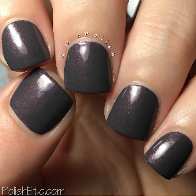 Nine Zero Lacquer - Men of Letters Collection - McPolish - The Cult
