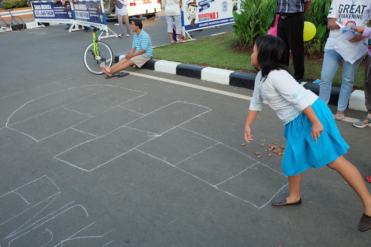 Engklek Tinta Pendidikan Indonesia