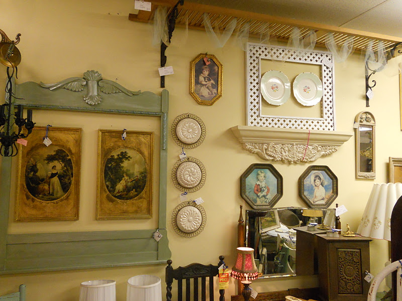 Southern Charm Cottage: October 2011