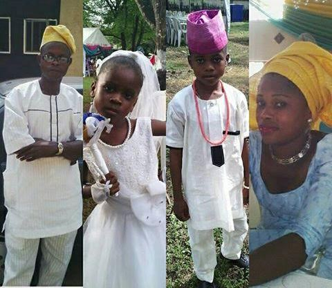 0 - Cult group, Badoo, kills family of five including a pregnant woman in Ikorodu (graphic photos)