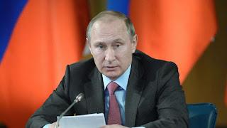 Ο Ρώσος πρόεδρος Βλαντιμίρ Πούτιν θέλει να αποσύρει τους στρατιώτες του από τη Συρία