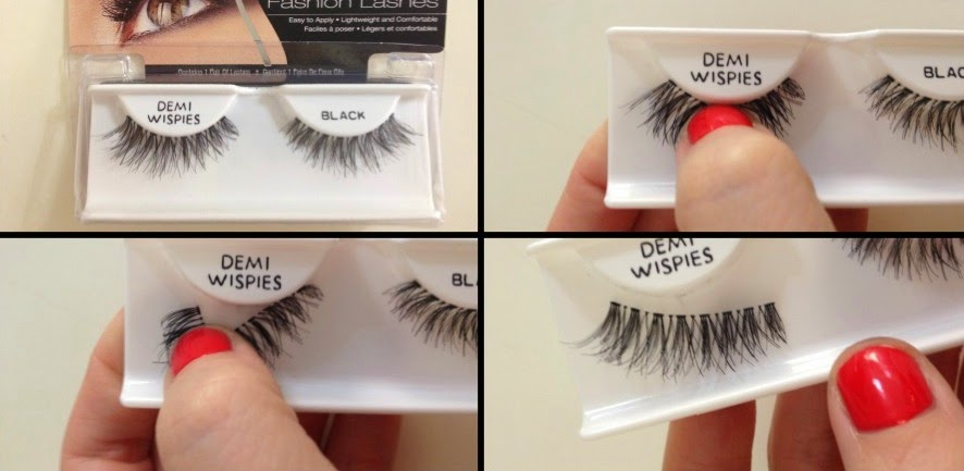 My Simple Guide To Applying False Lashes Kellilash