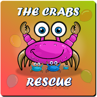 Games2Jolly The Crabs Rescue
