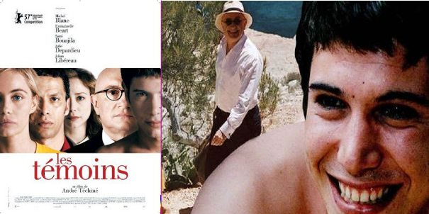 Los testigos, película
