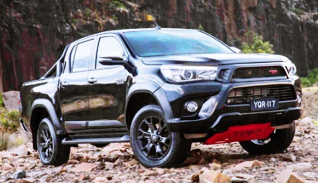 2019 Toyota Hilux Model Release And Price