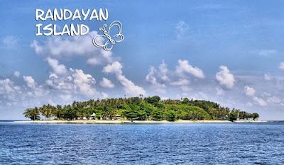 Destinasi Wisata Terbaru di Indonesia Paling Keren pulau randayan