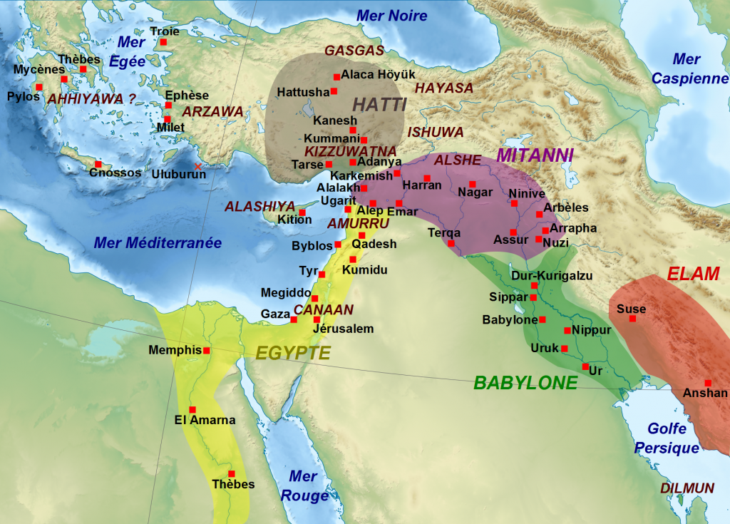 Early Mesopotamian Empires And Peoples Ancient Middle East Akkadians Ur Amorites Babylon Tower Of Babel Canaanites