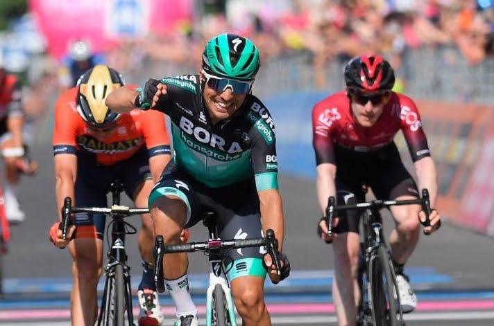Diretta Ciclismo: Cesare Benedetti vince a Pinerolo, Conti perde la Maglia Rosa.