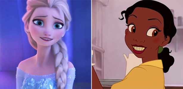 Princesas da Disney -  Blog Vamos Papear