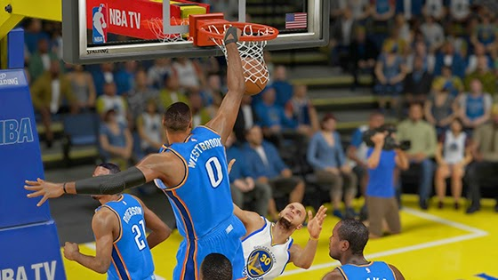 Download PC NBA 2K15 Roster Update 12/18/14