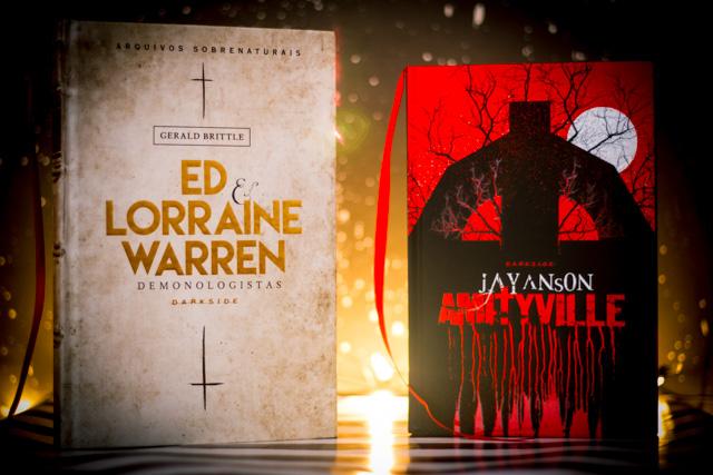 Nesse post eu mostro os primeiros livros que comprei da DarkSide Books, a primeira e maior editora dedicada inteiramente ao terror e à fantasia.