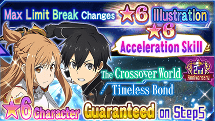 Sword Art Online: MD - Best 6-Star Characters Tier List - Rank SS