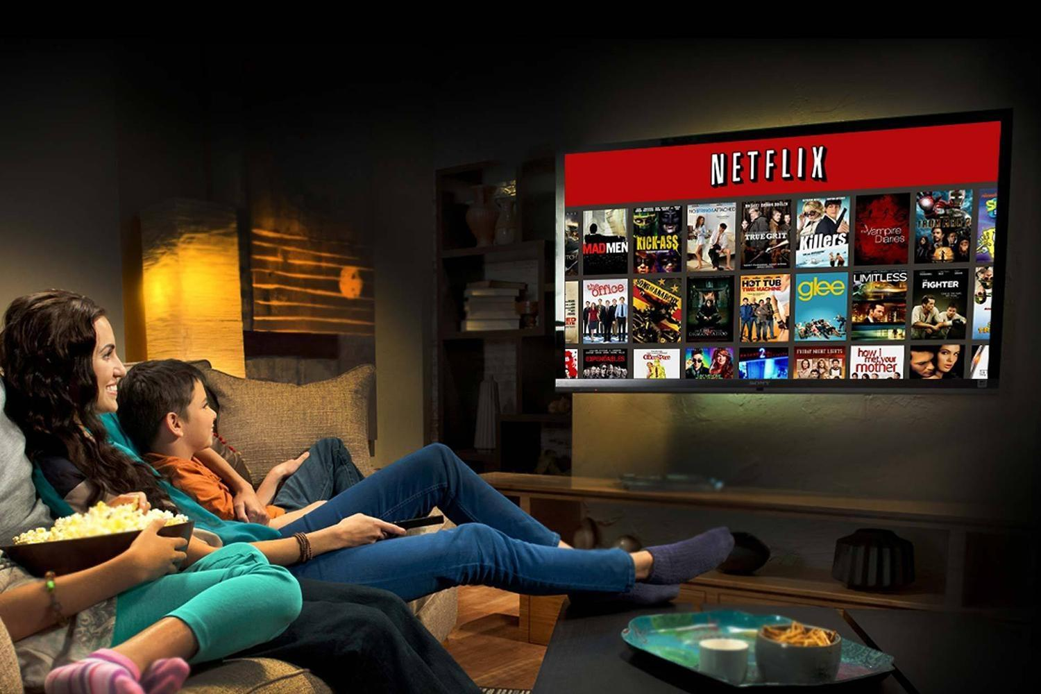 Netflix to Soon Have Its Own Chain of Movie Theaters