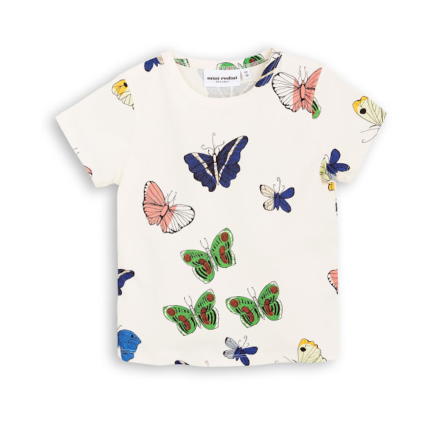 MIni Rodini Butterfly T.Shirt