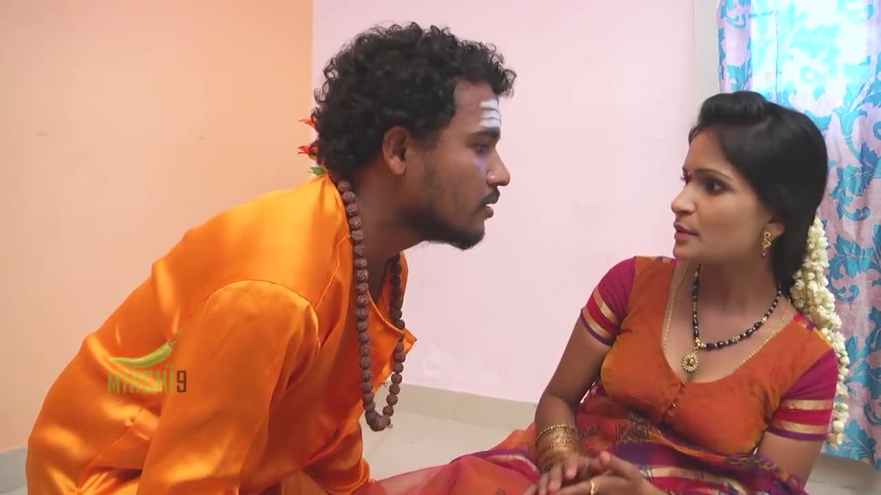 Young Aunty Hunter Ramya Bhabhi Pregnant With Swamiji-2336