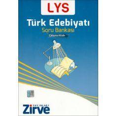 Zirve LYS Türk Edebiyatı Soru Bankası (Çalışma Kitabı)