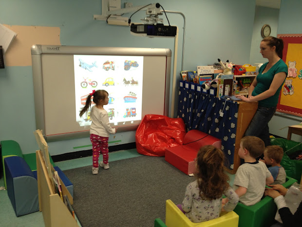 Burlington Early Childhood Center 04 02 12