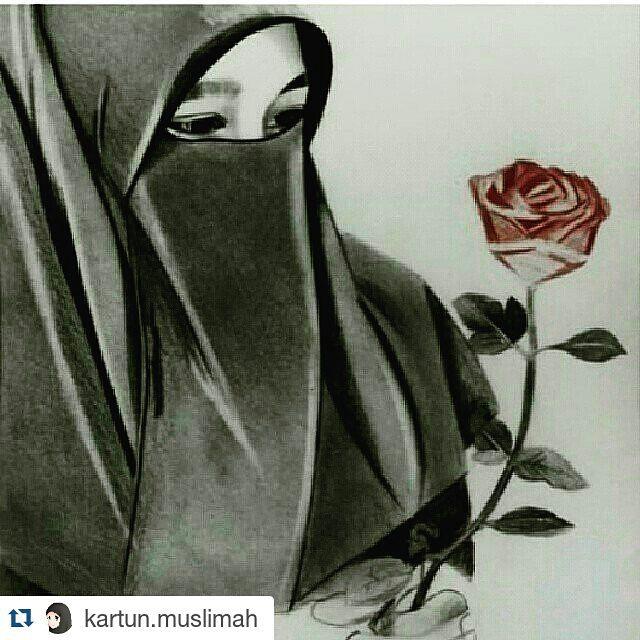 75 Gambar Kartun Pasangan Muslimah Galeri Gambar Dan Foto Gambar Kartun Korea Jepang Yang