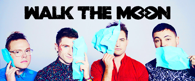 Walk The Moon, noticias musicales