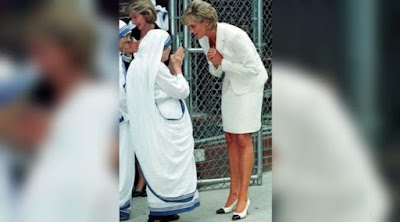 Putri Diana:Dua Foto Penampakan 'Hantu' Putri Diana yang Menggegerkan Dunia