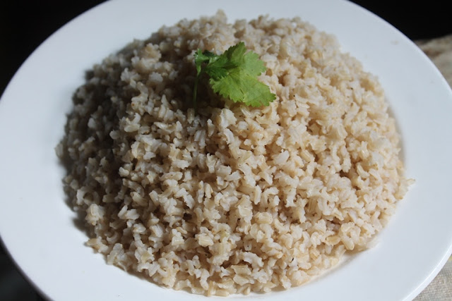 How to Cook Brown Rice - Absorption Method