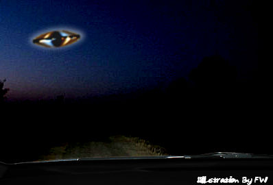 The UFO Incident of Necochea