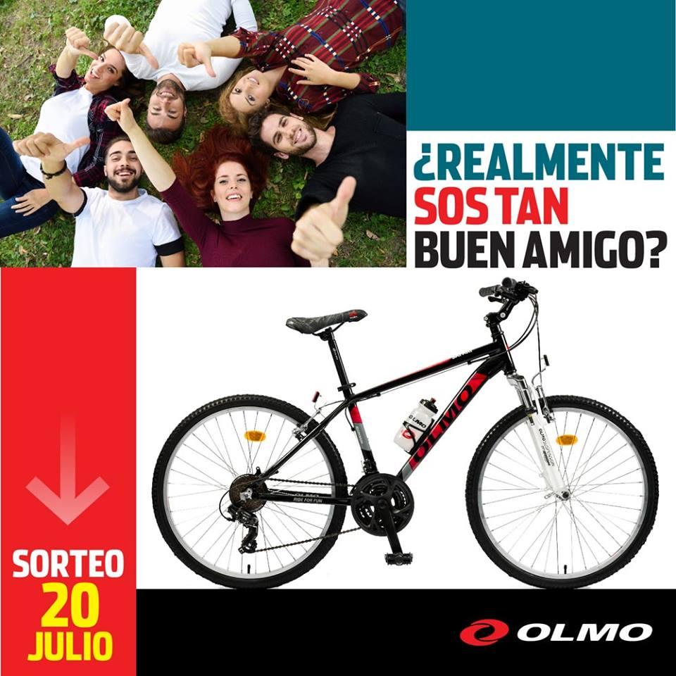 Promo Olmo Bikes 2017