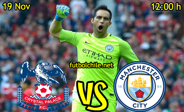 Ver stream hd youtube facebook movil android ios iphone table ipad windows mac linux resultado en vivo, online: Crystal Palace vs Manchester City