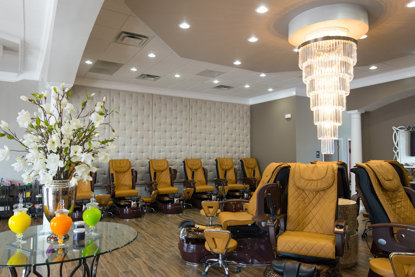 A Little Posh Pampering Anyone? Magnolia Nails in Cornelius Should ...