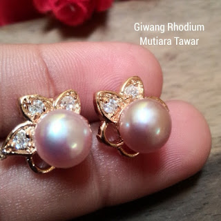 Model Anting Mutiara Tawar Terbaru