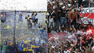 مشاهدة مباراة بوكا جونيورز وريفر بليت بث مباشر اليوم الاحد 11-11-2018 كلاسيكو نهائي كأس الليبرتادوريس