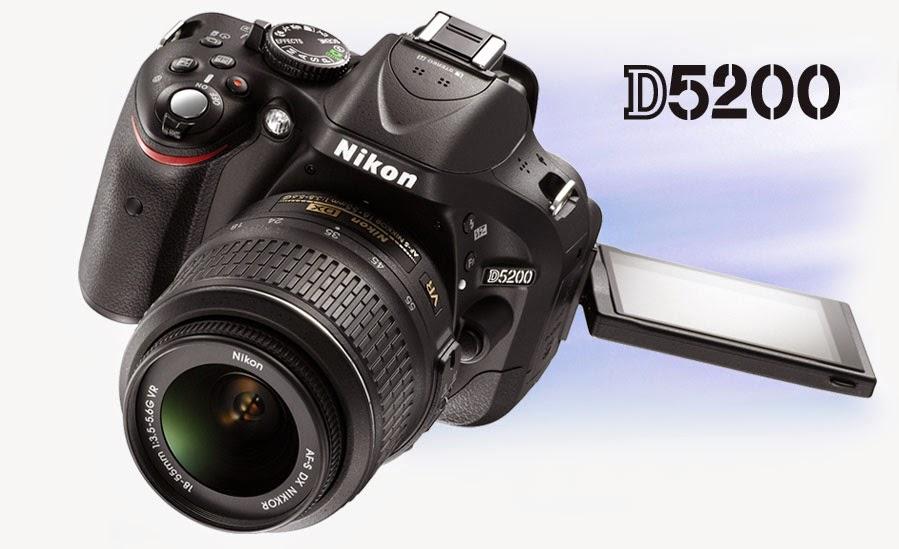 Harga Kamera Nikon D5200