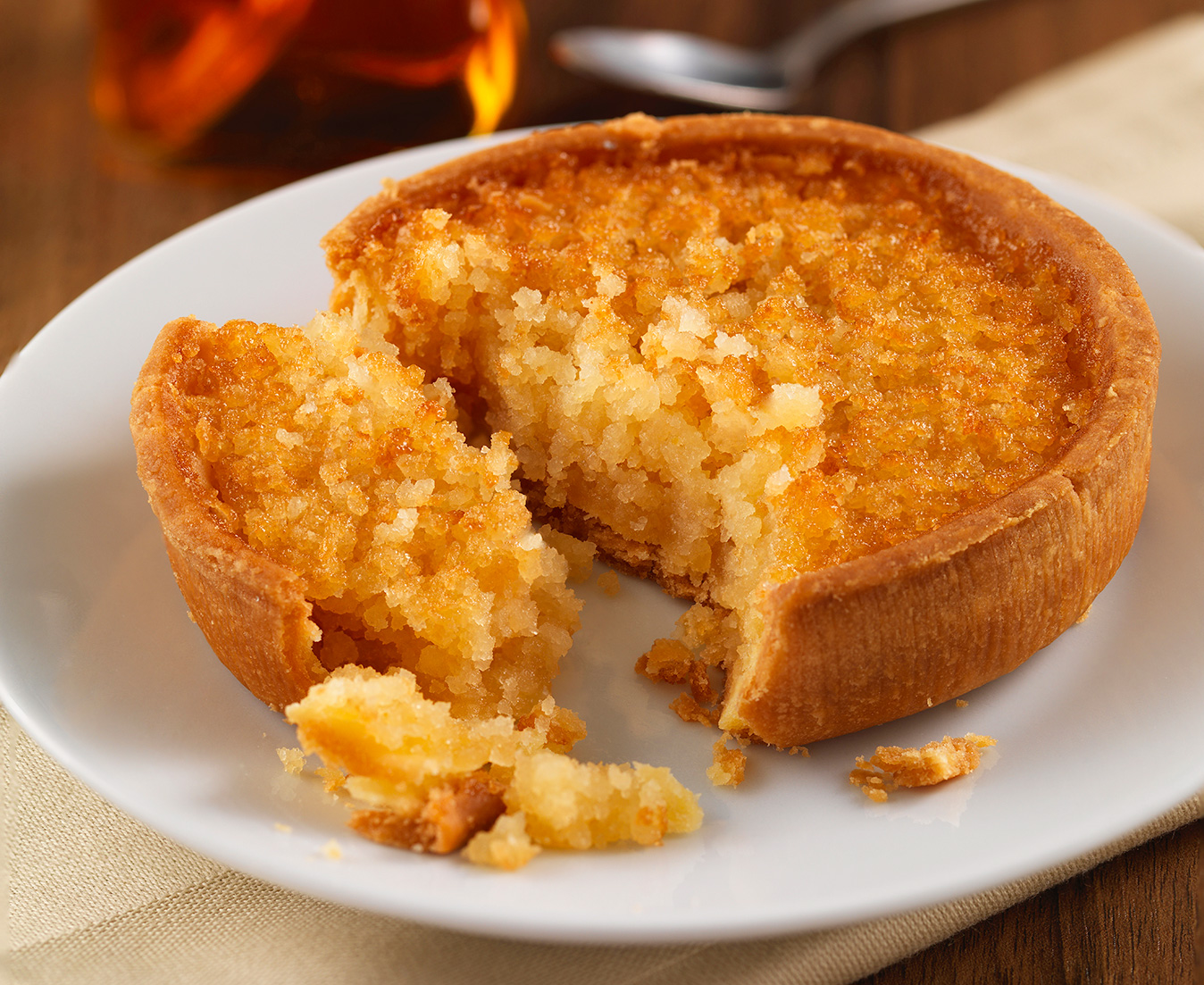 Gluten Free Treacle Tart-Food-motherdistracted.co.uk