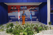 Syamsul Fikri:  Koalisi Demokrat Dan PKS Bersama Relawan Siap Menangkan Zul- Rohmi